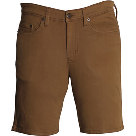 DUER No Sweat Korte Broek Heren, tobacco